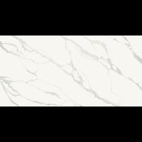 SEQCALRAVSLAB3P-B - Sequel Quartz Slab - Calacatta Ravenna