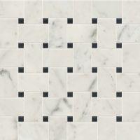 STPCL2BICBASMO - Classic 2.0 Mosaic - Bianco Carrara