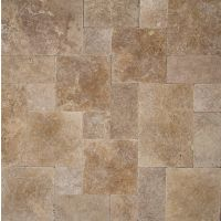 TRVCOBBRNPAVSET - Cobblestone Brown Paver - Cobblestone Brown