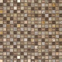 GLSELM5858-MR - Elume Mosaic - Maple Rum