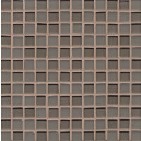 GLSMANASH11GMC - Manhattan Mosaic - Ash