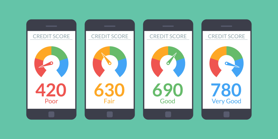 Why is my Credit Score not improving?