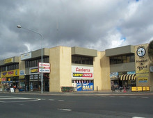 59-69 Cnr Cohen & Lathlain Street BELCONNEN ACT 2617