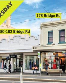 178 & 180-182 Bridge Road RICHMOND VIC 3121