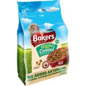 Purina Bakers Weight Control Beef Dog Foods