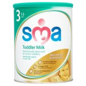 SMA Sma Baby Milk 3 Toddler Milk 1yr+ Green