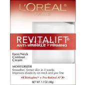 Loreal Revitalift Anti-Wrinkle Face Neck Day Cream