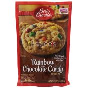 Betty Crocker Cookie Mix Rainbow Chocolate Candy