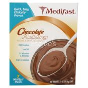 Medifast Chocolate Pudding