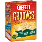 Cheez IT Cheez It Cheez-it Baked Snack Crackers 351g