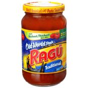 Ragu Old World Style Traditional Pasta Sauce