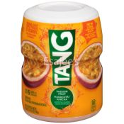 Tang Powdered Soft Drink Mix Passion Fruit