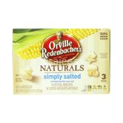Orville Redenbacher  Popcorn Microwave Salted