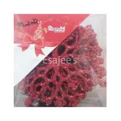 Chamdol Red Christmas Decorations