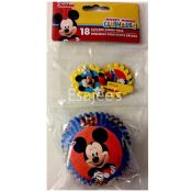 Disney Junior Mickey Mouse Clubhouse Cupcake Combo Pack