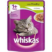Whiskas With Poultry In Gravy Cat Food
