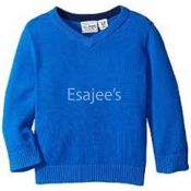 The Children's Place  Boy Long Sleeve Zip Neck Sweater Tidal