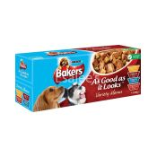 Bakers Variety Menus Dog Food