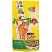 Purina Go Cat With Turkey Vegetable Cat Food