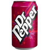 Dr.Pepper Soft Drink Tin