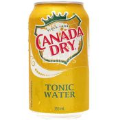 Canada Dry Soft Drink Tonic Water