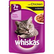 Whiskas With Chicken in Gravy Cat Food