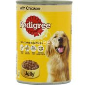 Pedigree With Chicken Dog Foods