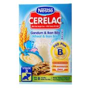 Nestle  Baby Cereal Wheat & Ikan Bilis