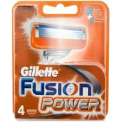 Gillette Fusion Shaving Blades Power