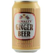 Royalty Ginger Beer Soft Drink