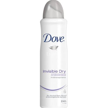 Dove Invisible Dry Body Spray