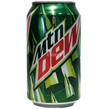 Mountain Dew Mini Soft Drink