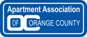 Apartment Association of Orange County Logo