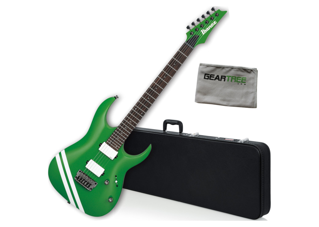 Charming Bass Pickup Configurations Tiny Dimarzio Pickup Wiring Flat Electric Guitar Wire Dimarzio Wiring Colors Old Guitar Tone Wiring DarkIbanez Humbuckers Ibanez JBBM20GR JB Brubaker Signature Electric Guitar Green W ..