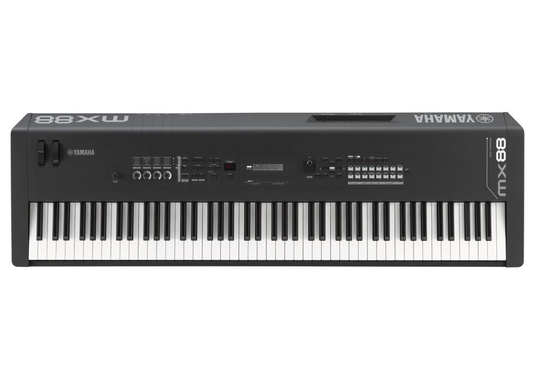 Yamaha Mx Weighted Keys