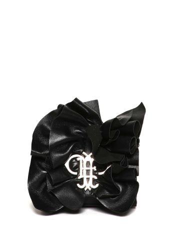Emilio Pucci Ruffled Handbag
