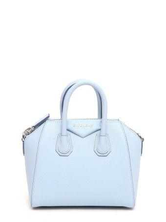 Givenchy 'antigona' Mini Borsa A Mano Con Tracolla