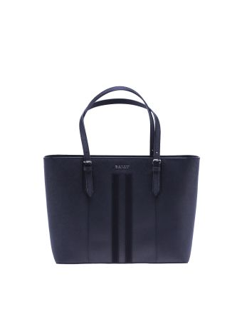 Bally Logo Plaque Shoulder Bag