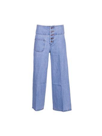 Marc Jacobs Culotte Jeans