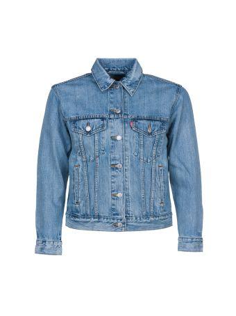 Levis 501 Red Tab Denim Jacket