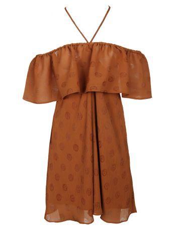 Jovonna Off Shoulder Dress