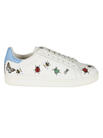 Master Of Arts Insect Patch Sneakers