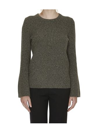 Michael Kors Metallic Bell Sweater