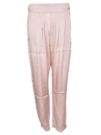 Enza Costa Pleated Trousers