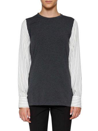 Brunello Cucinelli Shirt Sleeve Jersey