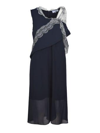 Carven Asymmetric Dress