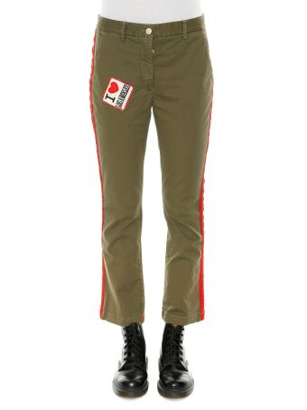 History Repeats Chino Trousers