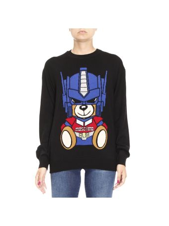 Sweater Sweater Women Moschino Couture