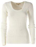 Michael Kors Scoop Neck Sweater