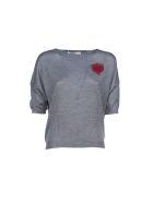 Christian Dior Heart Pullover
